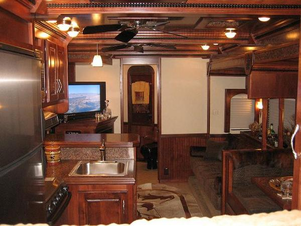 Factory Direct Horse Trailers 406 431 0447 Living Quarters
