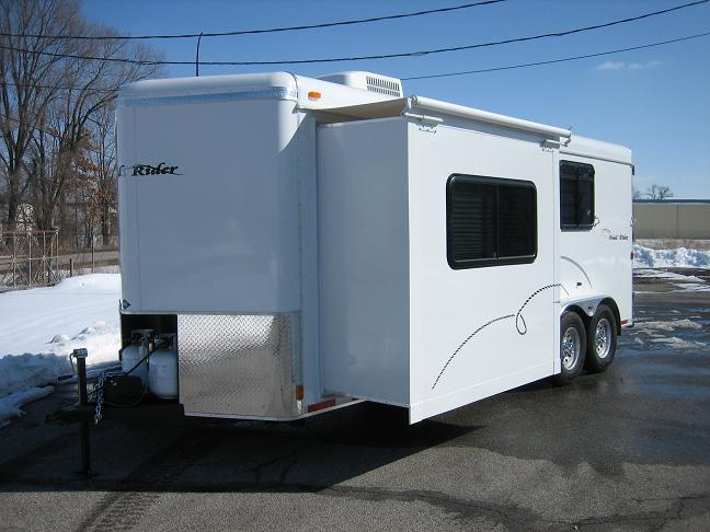RV Net Open Roads Forum: Toy Haulers: Check out this all