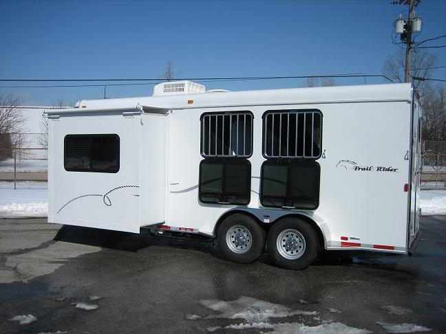Exceptionnel Trail Rider Horse Trailers Factory Direct Horse Trailers, Living Quarters  Horse Trailers